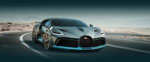location voiture luxe Bugatti Divo