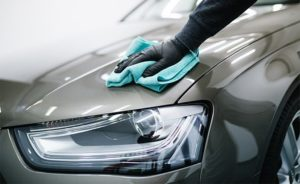 detailing voiture luxe