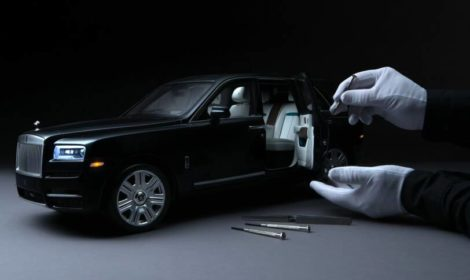 Rolls-Royce vend désormais des répliques miniatures avec des détails sur mesure